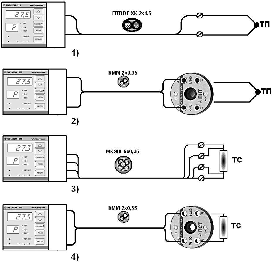 схема токовой защиты преобразователя